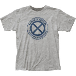 Image for X-Men T-Shirt - Xavier's School Logo