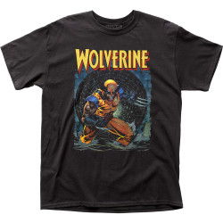Image for Wolverine T-Shirt - Knee Deep
