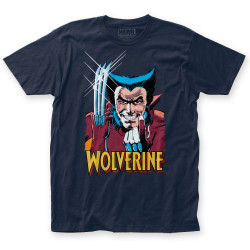 Image for Wolverine T-Shirt - Beck and Claw