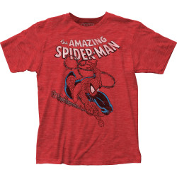Image for Spider-Man T-Shirt - Swinging
