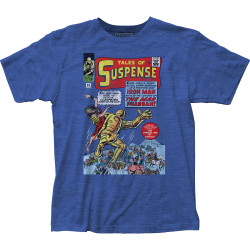 Image for Iron Man T-Shirt - Tales of Suspense