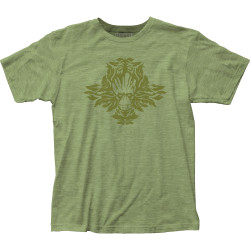 Guardians of the Galaxy Heather T-Shirt - Leafy Groot