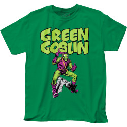 Image for Green Goblin T-Shirt - Cool Ride