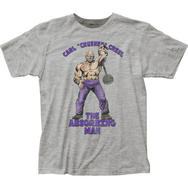 Image for Absorbing Man T-Shirt - Crusher Creel