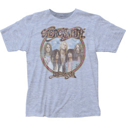 Image for Aerosmith Dream On Heather T-Shirt