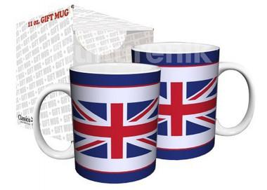 Image for British Union Jack Coffee Mug