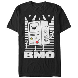 Image for Adventure Time Yay BMO! T-Shirt