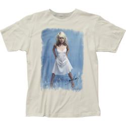Image for Debbie Harry White Dress T-Shirt
