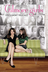 Image for  Gilmore Girls Poster - Life's Short. Talk Fast