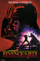 Image for Star Wars Poster - Revenge of the Jedi