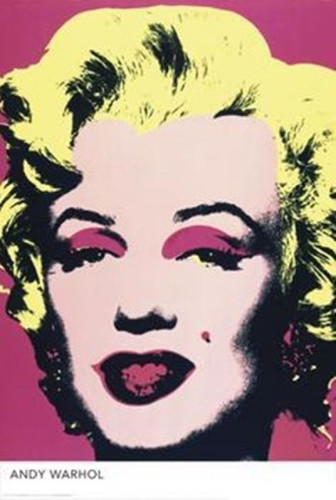 Image for Marilyn Monroe Poster - By Warhol