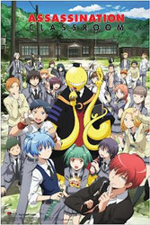 Image for Assassination Classroom Poster