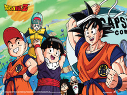 Image for Dragon Ball Z Poster - Goku & Friends