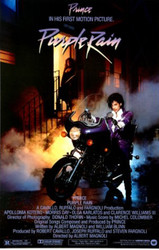 Image for Prince Poster - Purple Rain
