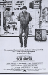 Image for Taxi Driver Poster