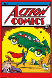 Image for Superman Poster - Action Comics #1