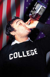 Image for Animal House Poster - Belushi Jack Daniels