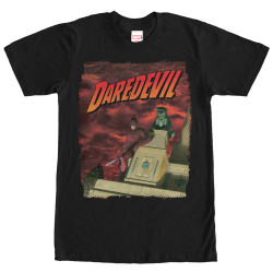 Image for Daredevil Skyscraper Premium T-Shirt