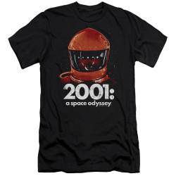 Image for 2001: A Space Odyssey Premium Canvas Premium Shirt - Space Travel