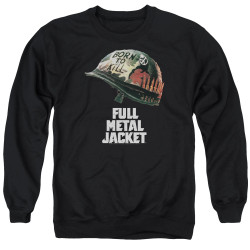 Image for Full Metal Jacket Crewneck - Poster