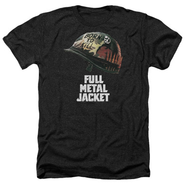 Image for Full Metal Jacket Heather T-Shirt - Poster