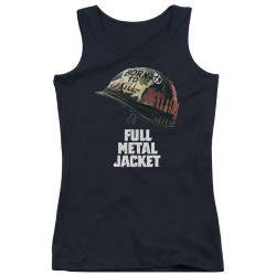 Image for Full Metal Jacket Girls Tank Top - Poster