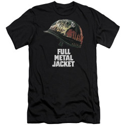 Image for Full Metal Jacket Premium Canvas Premium Shirt - Poster