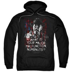 Image for Full Metal Jacket Hoodie - What is Your Majoy Malfunction Numbnuts?