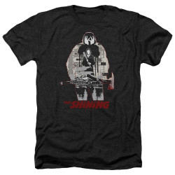 Image for The Shining Heather T-Shirt - Come Out Come Out