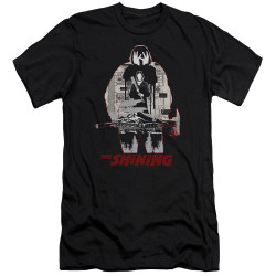 Image for The Shining Premium Canvas Premium Shirt - Come Out Come Out