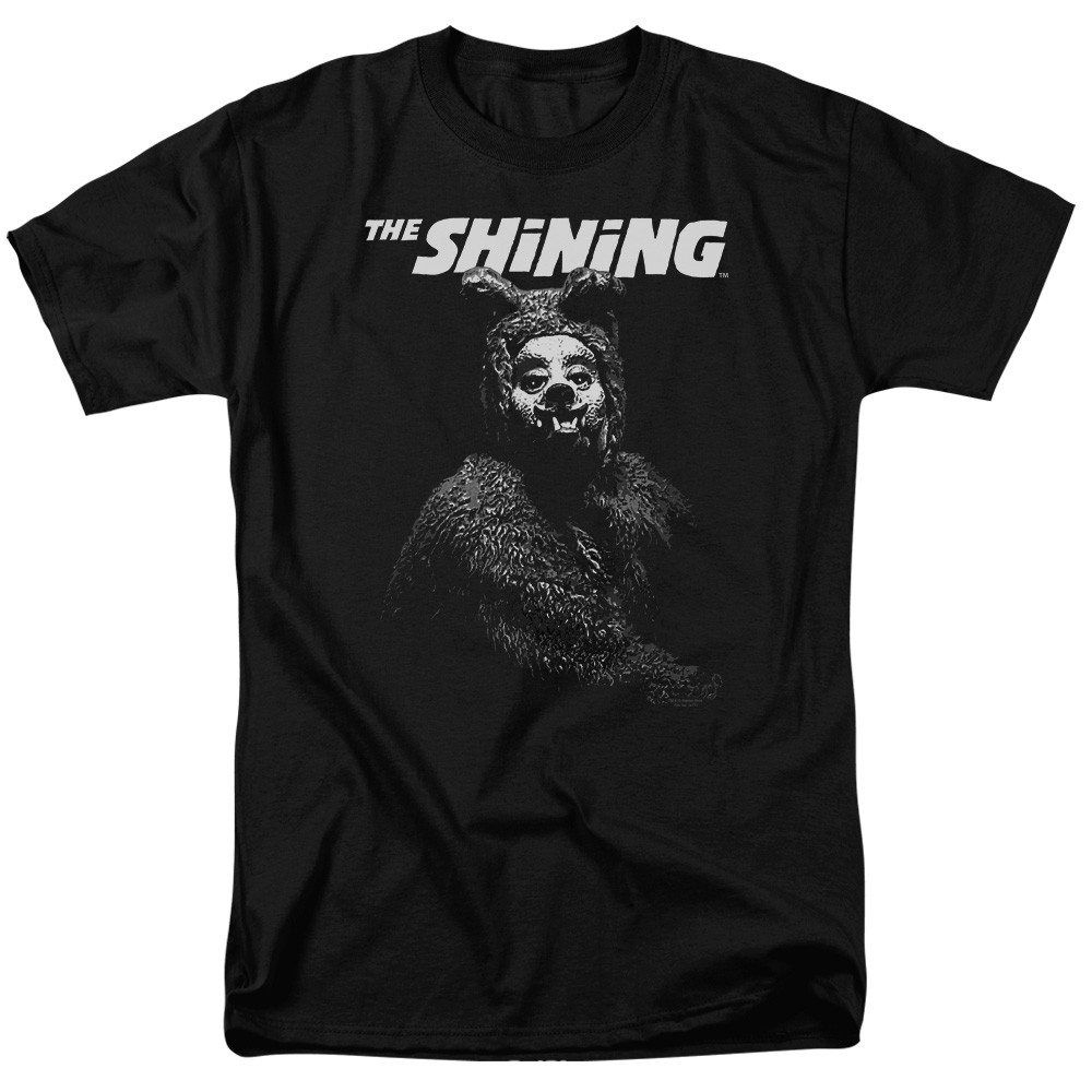 95e36b5955133 The Shining T-Shirt - The Bear - NerdKungFu