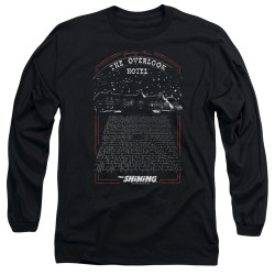 Image for The Shining Long Sleeve Shirt - Overlook