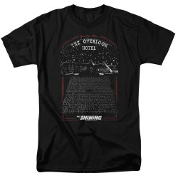 Image for The Shining T-Shirt - Overlook