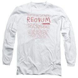 9c9139e8737f Image for The Shining Long Sleeve Shirt - Redrum