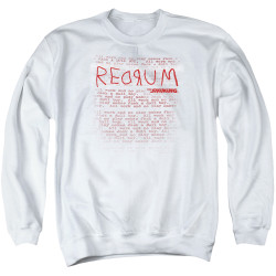 Image for The Shining Crewneck - Redrum