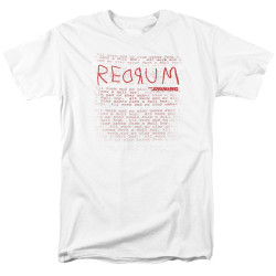Image for The Shining T-Shirt - Redrum