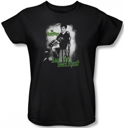Image for The Munsters Have You Seen Spot? Woman's T-Shirt