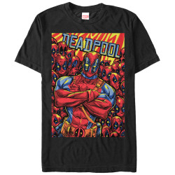 Image for Deadpool Pool T-Shirt