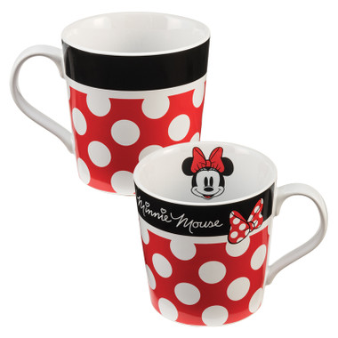 Full image for Disney Minnie Mouse Bow Coffee Mug