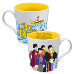 Full image for Beatles Yellow Submarine Coffee Mug