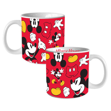 Full image for Disney Mickey Mouse Heat Transforming Coffee Mug