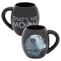 Full image for Star Wars That's No Moon Coffee Mug