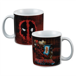 Full image for Deadpool Bang Coffee Mug