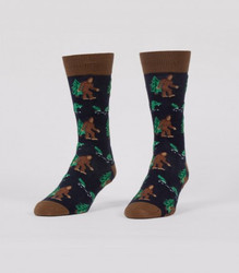 Image for Bigfoot and Nessie Socks