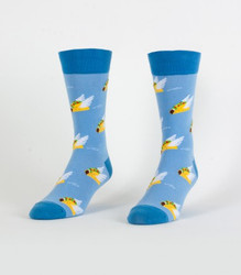 Image for Flying Tacos Socks