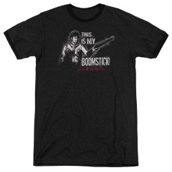 Image for Army of Darkness Ringer - Boomstick