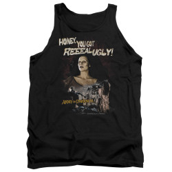 Image for Army of Darkness Tank Top - Reeeal Ugly!
