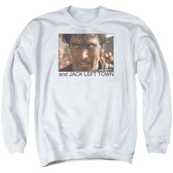 Image for Army of Darkness Crewneck - Jack Left Town