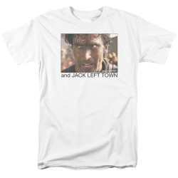 Image for Army of Darkness T-Shirt - Jack Left Town