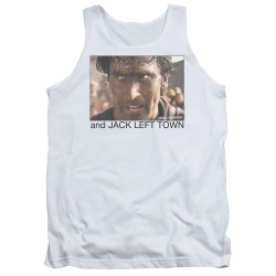Image for Army of Darkness Tank Top - Jack Left Town